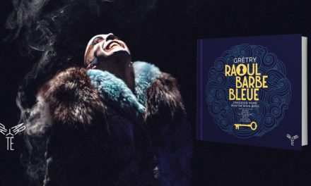 Barbe-Bleue CD release